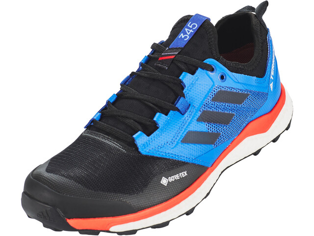 adidas TERREX Agravic XT GTX Shoes Herr core black/core black/blue beauty